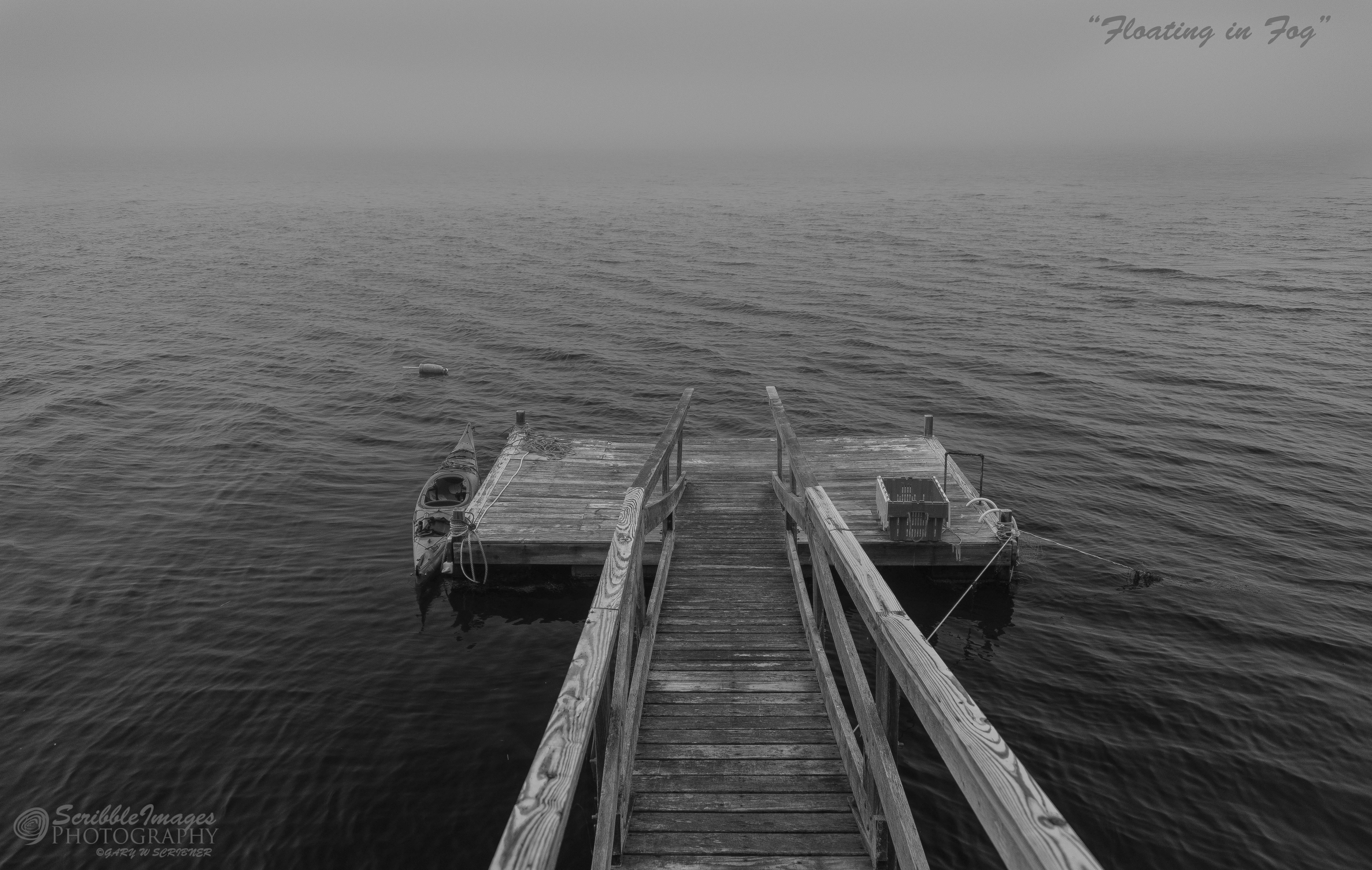 Floating Dock at Camp Forever