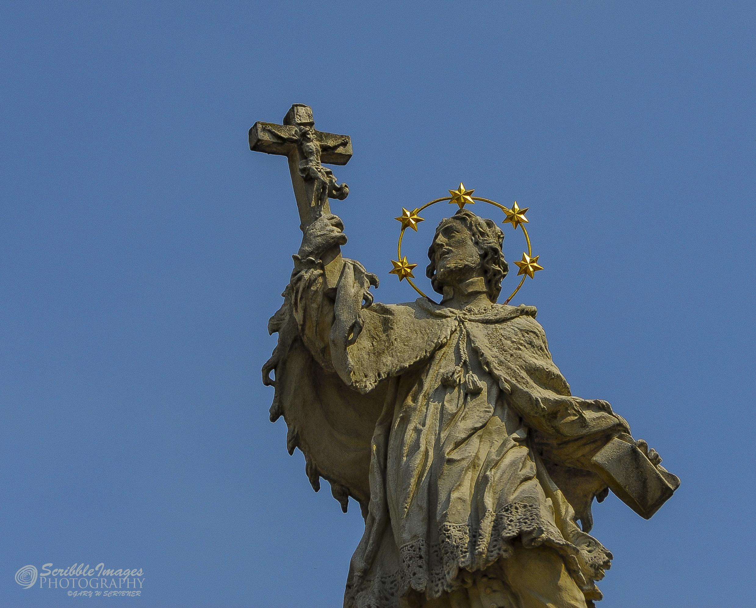 St. Johannes Nepomuk Statue