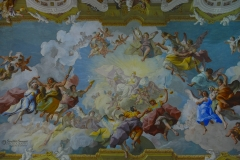 Ceiling Fresco at Melk Abbey