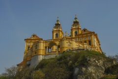 Melk Abbey on the Hill