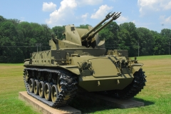 40mm SPAAG M42 Duster