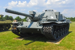 MBT-70 at Aberdeen Proving Ground