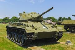 Light Tank M24 Chaffee