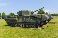 British Churchill MK III