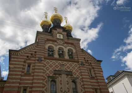 Alexander Nevsky Church, Russian Orthodox church, Copenhagen