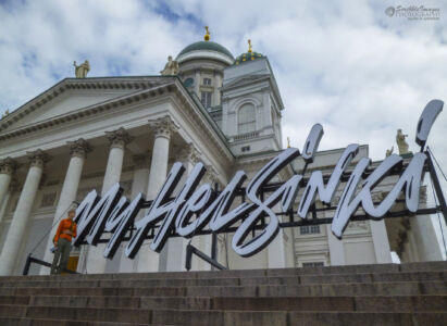 """My Helsinki"", Helsinki Cathedral"
