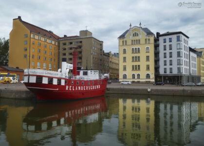 Relandersgrund, Helsinki Harbor