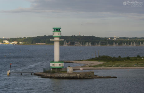 Friedrichsort Lighthouse, Bay of Kiel