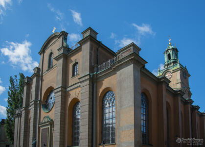 Storkyrkan Cathedral