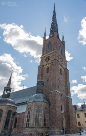 Riddarholmen Church, resting place of the Swedish Monarchs
