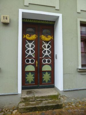 #14 Beim St.-Katharinenstift, Rostock, Germany