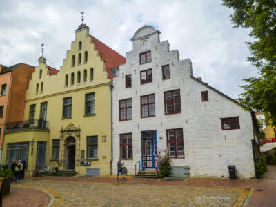 Am Ziegenmarkt, Rostock