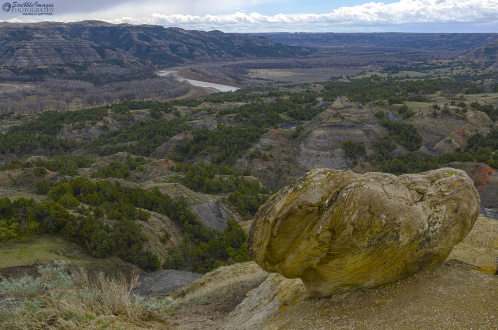 A Rock for the Ages-Oxbow Overlook