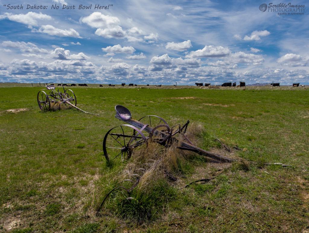South Dakota: No Dust Bowl Here!