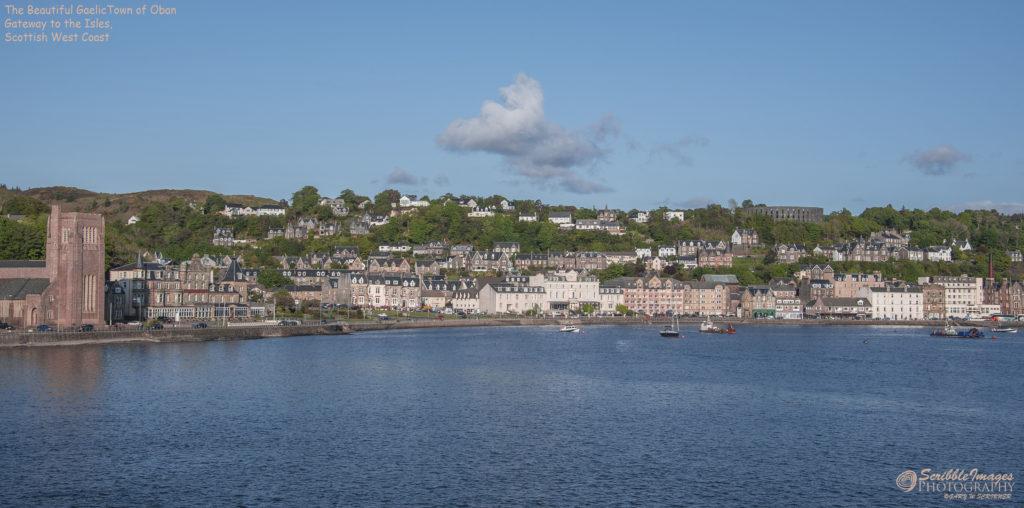 Gaelic Town of Oban