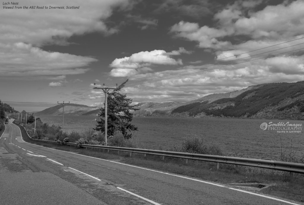 Loch Ness, A82 Road
