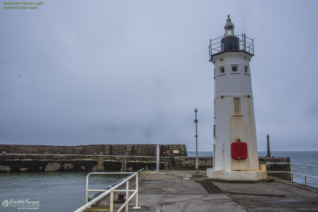Anstruther Harbor Light
