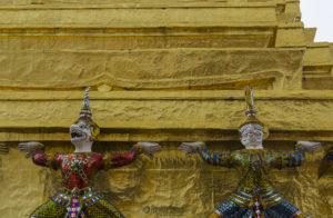 Guardians of Wat Arun