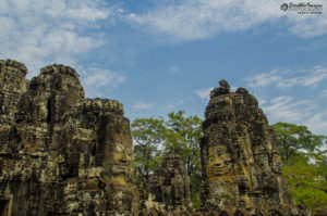 Angkor Wat - Hidden Faces