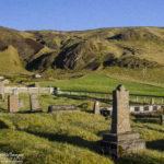 Reyniskirkja (Reynir) Church Cemetery