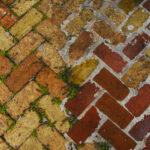 Crisscross Sidewalk, St.George