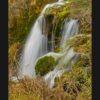 Waterfall on Moss