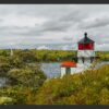 Squirrel Point LighthouseArrowsic, Maine USA